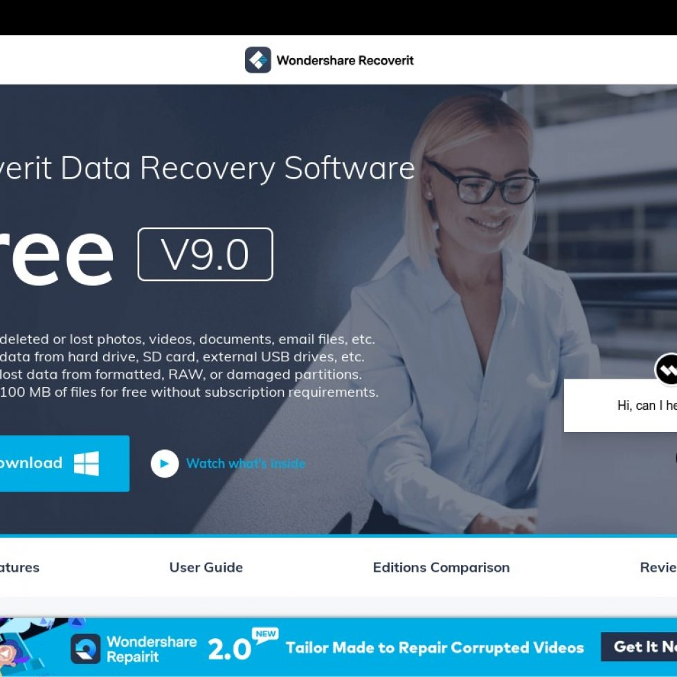 recoverit-free-software